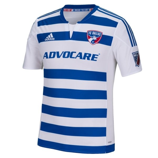 FC Dallas Away Kit 2015