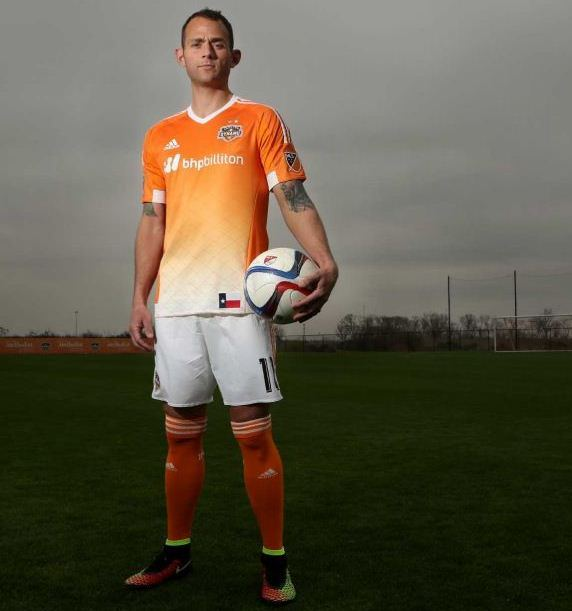Houston Dynamo Home Kit 2015
