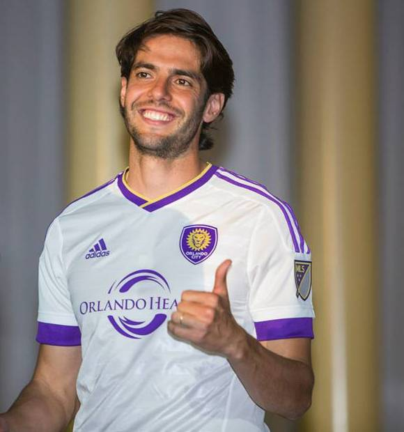 Kaka Orlando City Away Jersey