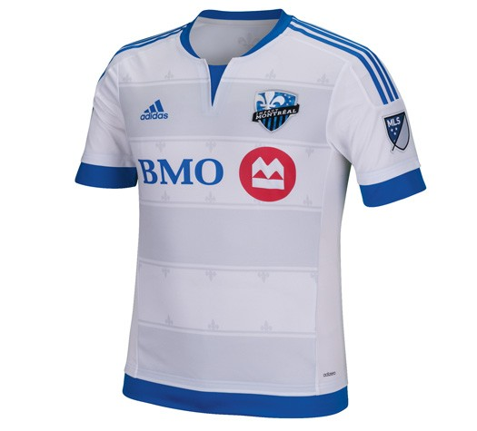 Montreal Impact Away Jersey 2015