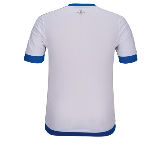 Montreal Impact Jersey Back 2015