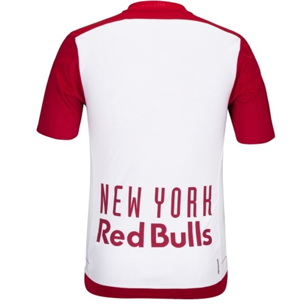 New York Red Bulls Home Jersey 2015 New Nyrb Home Kit