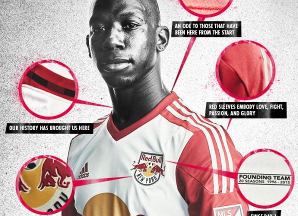 NYRB Home Jersey 2015