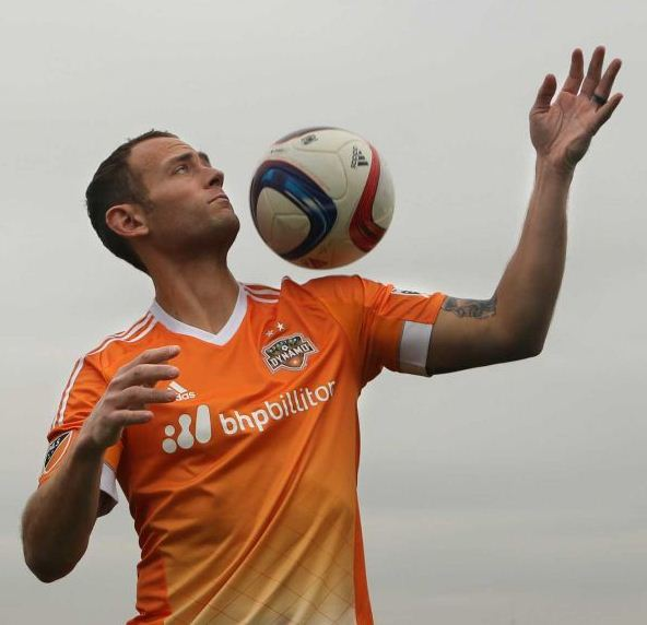 New Houston Dynamo Jersey 2015