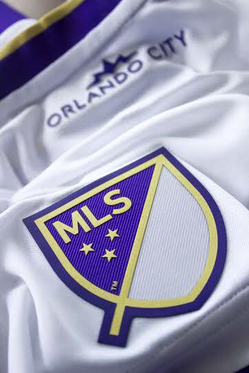 Orlando City Away Shirt