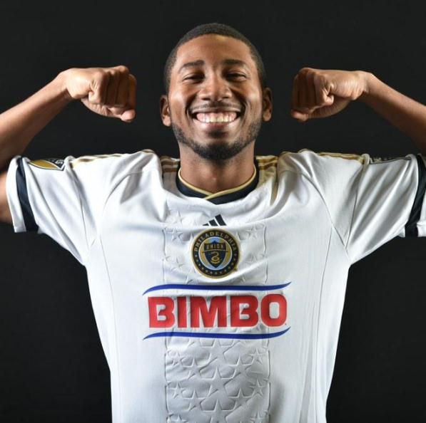 Philadelphia Union Away Jersey 2015