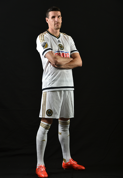 Philadelphia Union Away Kit 2015