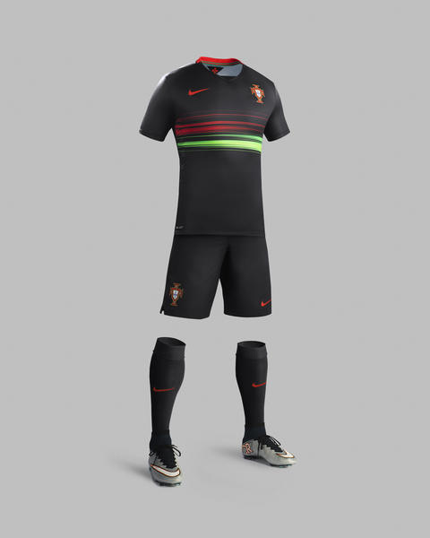 Portugal Away Jersey 2015