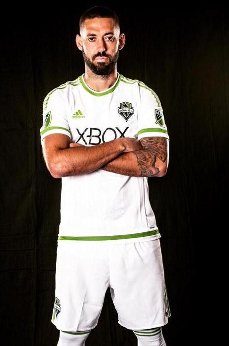 Seattle Sounders Away Kit 2015
