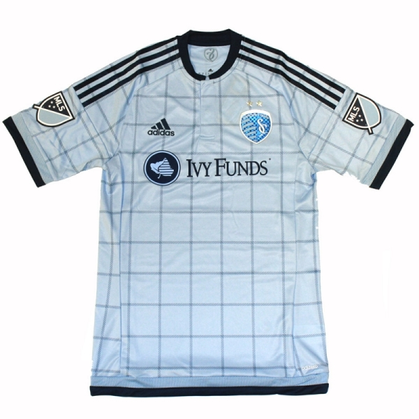 Sporting Kansas City Kit 2015