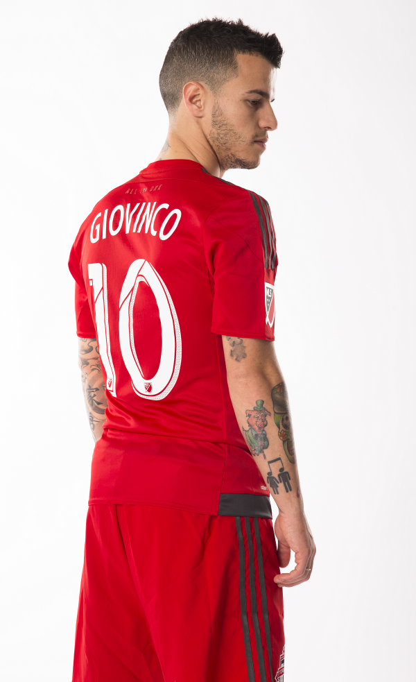 Toronto FC 2015 Shirt