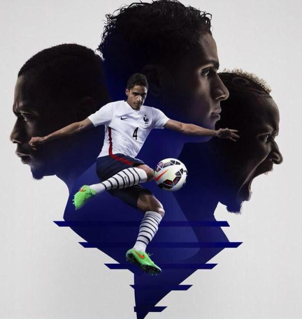 White France Soccer Jersey 2015