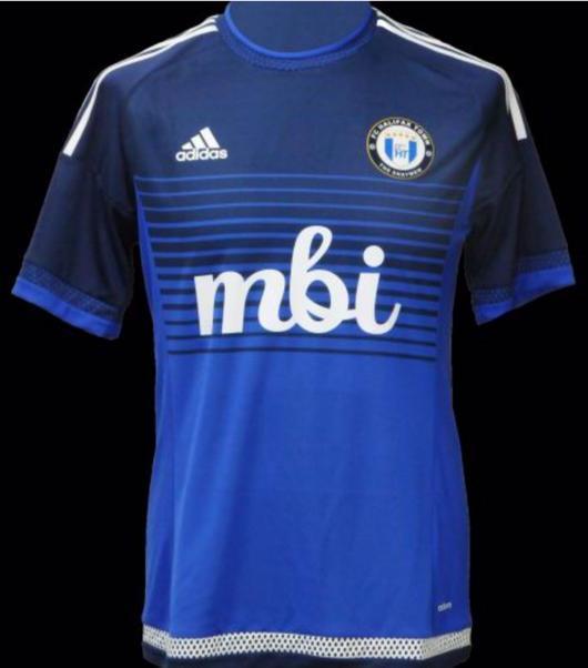 FC Halifax Home Shirt 2015 16