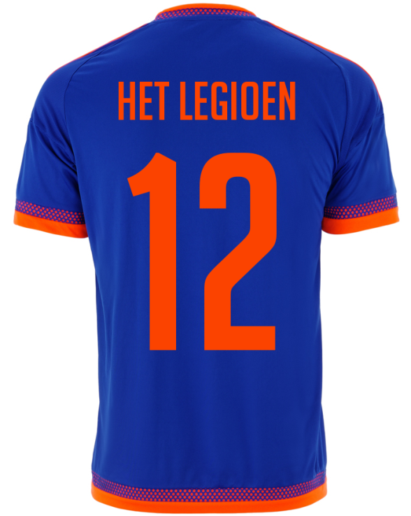 Feyenoord Away Shirt 2015 16 Back