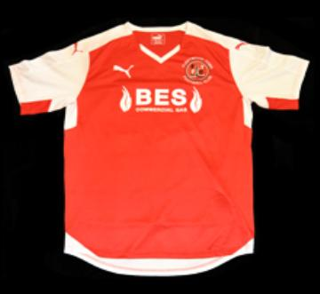 Fleetwood Town Home Kit 2015 16