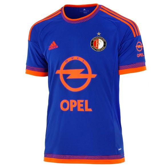 Jersey Feyenoord Away 2015 2016