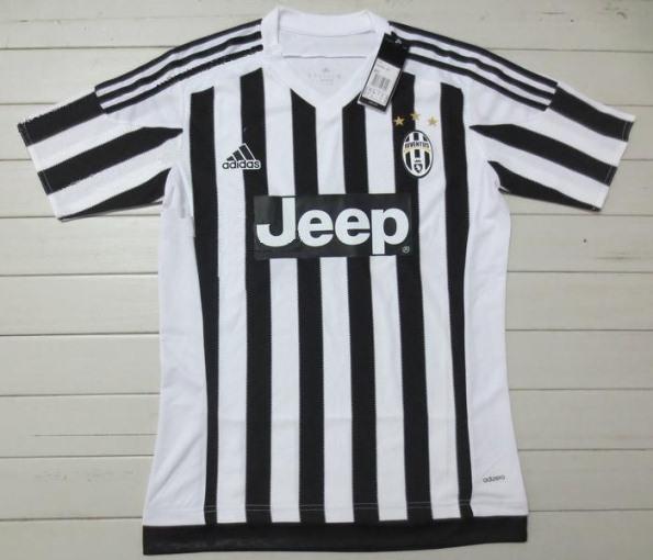 Leaked Juventus Adidas Kit 2015 16