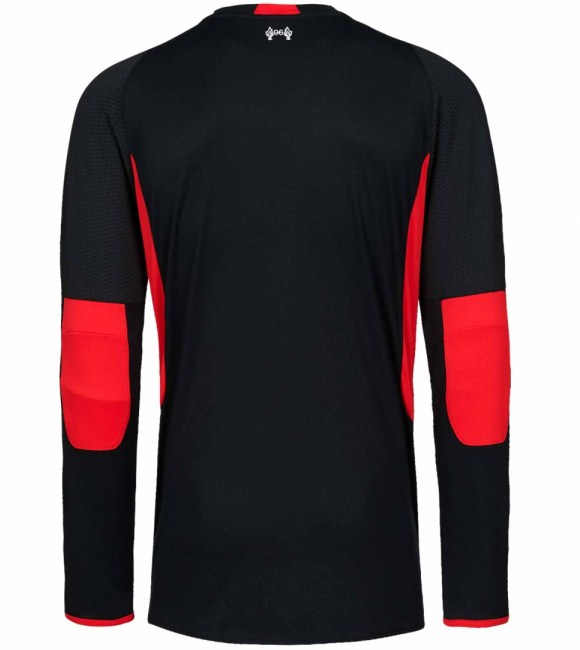 Liverpool Goalkeeper Kit Back