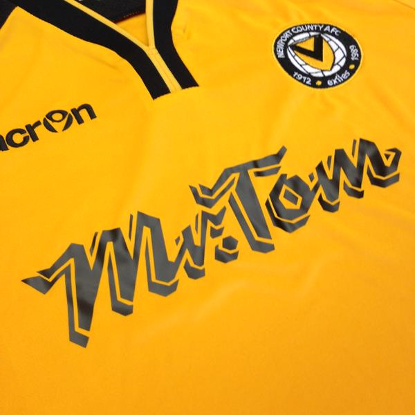 Mr.Tom Newport County AFC