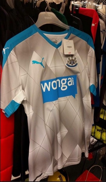 NUFC Leak Away Kit 2015 16