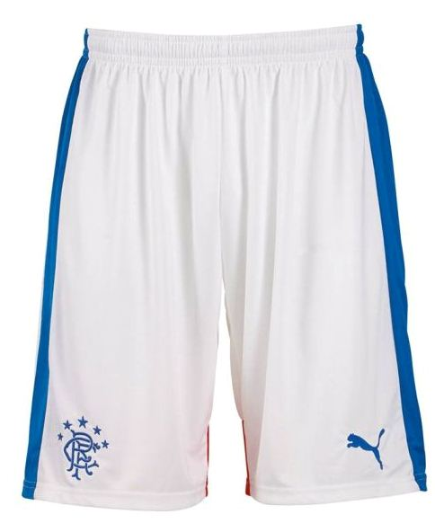 New Rangers Home Shorts 15 16