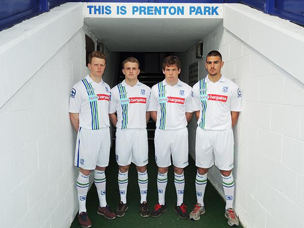 New Tranmere Home Kit 2015 16