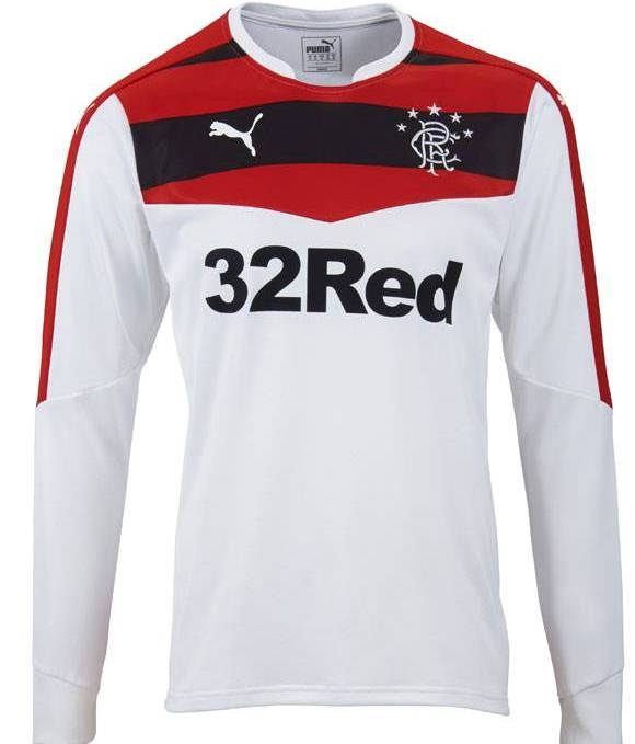 Rangers Goalkeeper Kit 2015 16