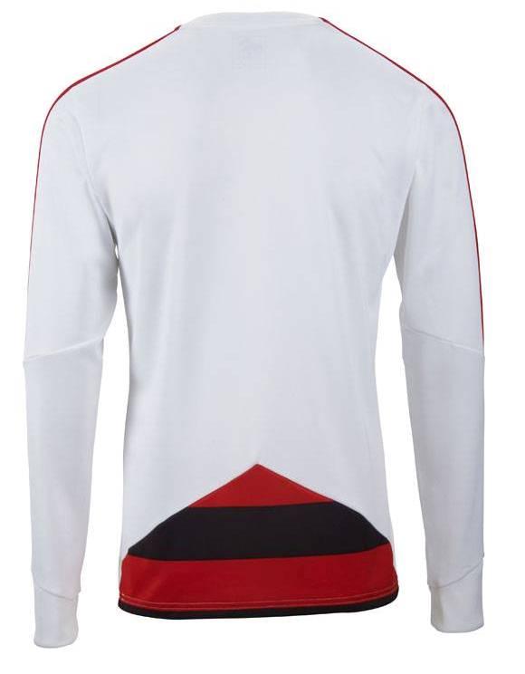 Rangers Home GK Shirt Back