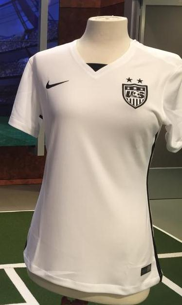 17cce1a26ab New USA Womens World Cup Jersey 2015- USWNT Kit 2015 Nike