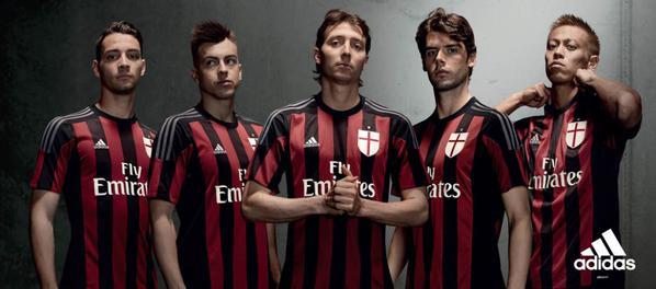 AC Milan kit 15 16