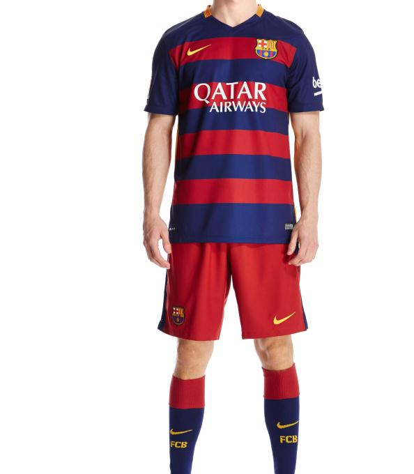 Barcelona Home Strip 15 16