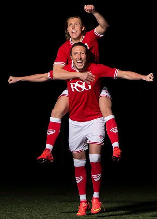 Bristol City Home Kit 2015 16