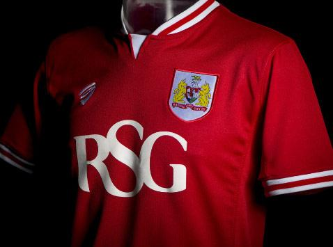 Bristol City Home Shirt 2015 16