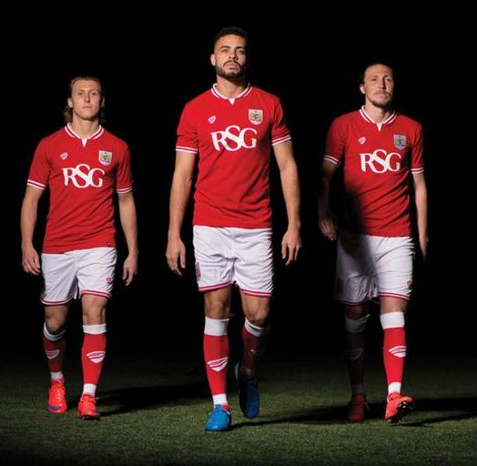 Bristol City Shirt 2015 2016