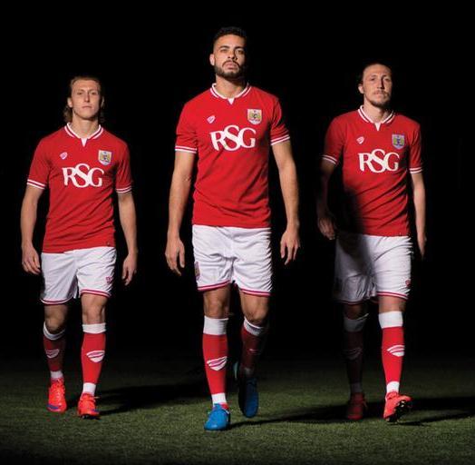 Bristol City Shirt 2015 2016