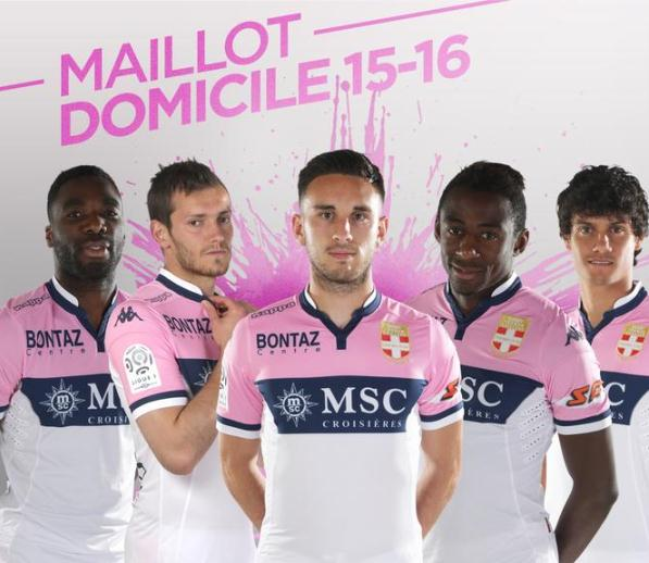 ETG Maillot 15 16