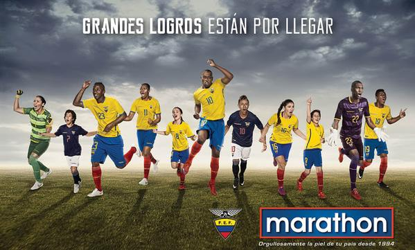 Ecuador Kit 2015 16