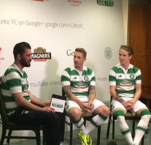 Glasgow Celtic Jersey 2015 16