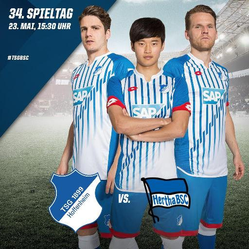Hoffenheim Kit 15 16