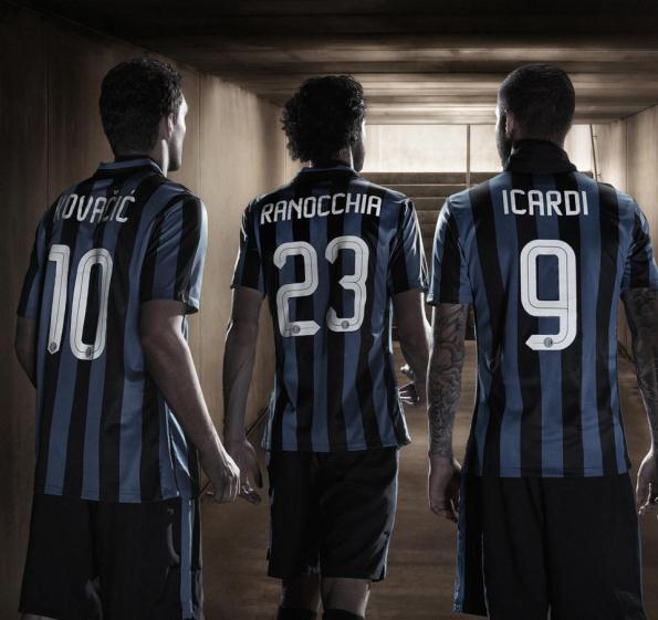 Inter Home Shirt Back