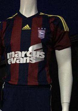 Ipswich Away Kit 2015 16