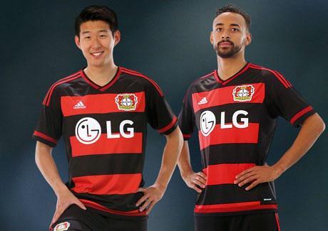 Jersey Bayer Leverkusen 2015 2016