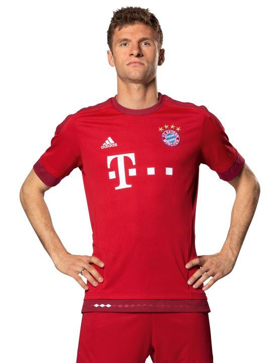 Jersey Bayern Munich 2015 2016