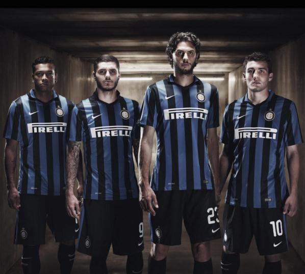 Jersey Inter Milan 2015 2016