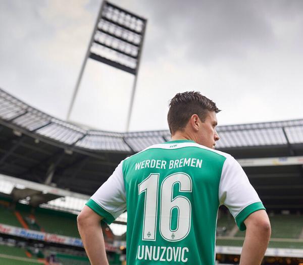 Junuzovic Werder Bremen 2015