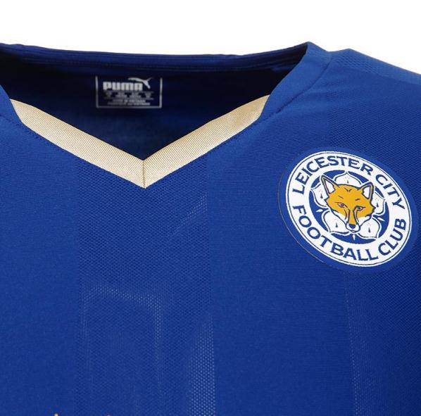 LCFC Home Shirt 15 16