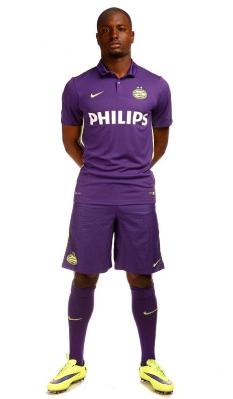 Last PSV Nike Shirt 2015
