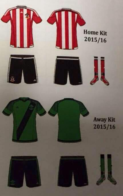 Leaked Southampton Away Kit 15 16