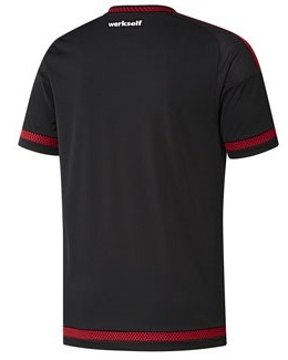 Leverkusen Away Shirt Back