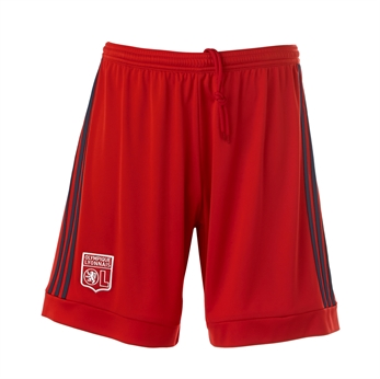 Lyon Away Shorts 2015 16